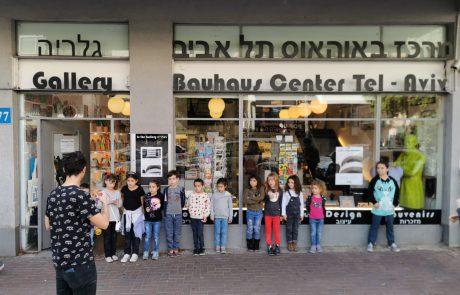 סיורי משפחות בחנוכה בעיר הלבנה