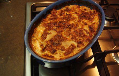 גראטן תפוחי אדמה – Gratin Dauphinois