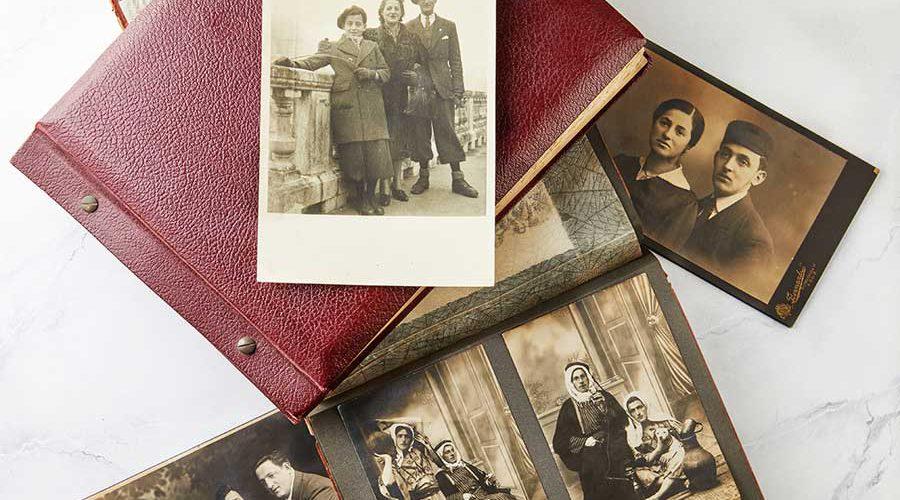 תמונות ישנות באלבום