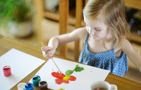 איך נאפשר לילדנו לגלות את היצירתיות שבו