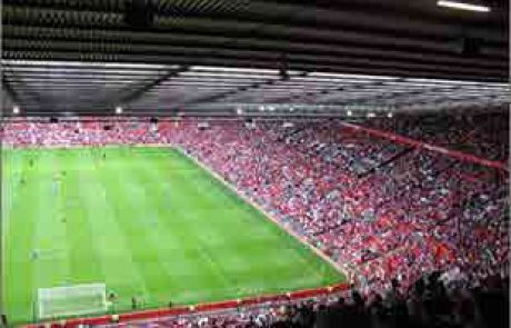 כדורגל במנצ'סטר וליברפול הוא דת