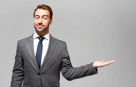 לנהל עסק ולא להתנהל בעסק