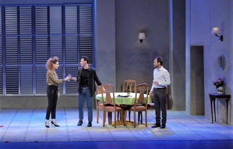 תיאטרון הנגב חוזר לבמה עם שתי הצגות אישיות של המנהל איסי ממנוב נוריאל