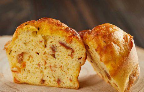 עוגיות גבינת שמנת ועגבניות מיבשים