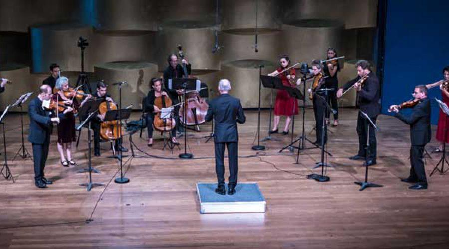 תזמורת כלי מיתר - אנסמבל תל אביב