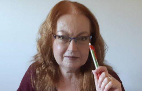 קטי פישר פיית הסיפורים – סופרת, מנחת סדנאות לכתיבה יוצרת ועורכת ספרותית.