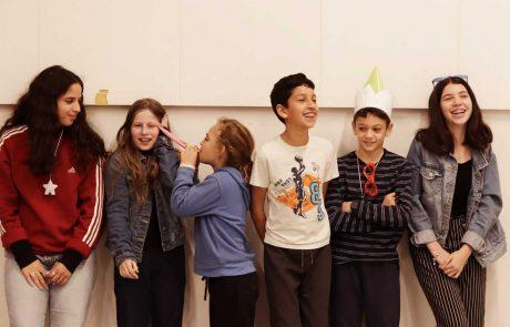 עמותת חמניות המעניקה תמיכה חברתית לילדים יתומים פותחת את שנת הפעילות עם 12 סניפים ברחבי הארץ