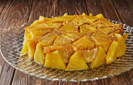 עוגת אננס חגיגית