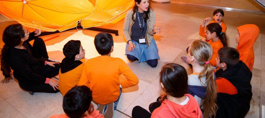 ילדים במוזיאון אשדוד