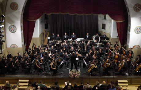 """קונצרט פתיחת העונה של התזמורת הסימפונית ע""""ש מנדי רודן"""
