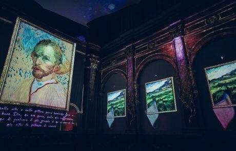 תערוכת VAN GOGH הבינלאומית תפתח מחדש ביום ראשון 21/2/21 בפארק פרס בחולון