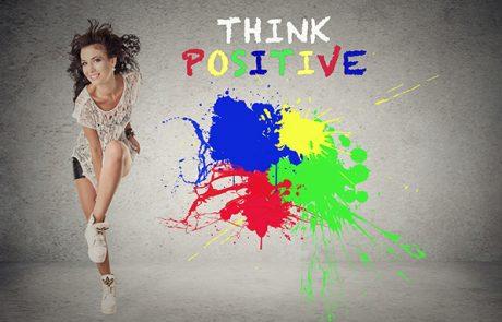 קורות חיים של חשיבה חיובית