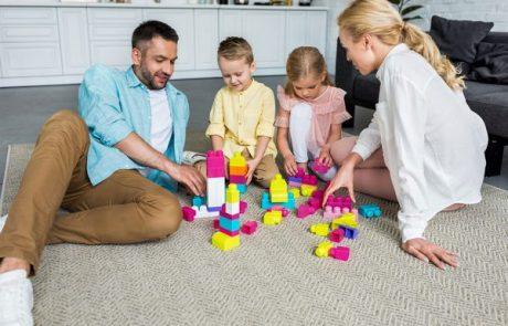 למידה דרך המשחק תוך הנאה מלאה