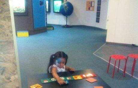 חווית קולנוע ותיאטרון לילדים במוזיאון האדם והחי, הפארק הלאומי רמת-גן
