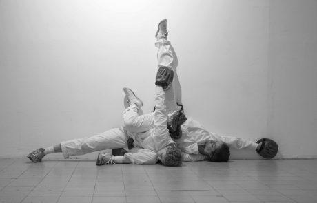 פתיחת אירועי סטודיו פתוח של תכנית התואר השני באמנויות, בצלאל תל אביב