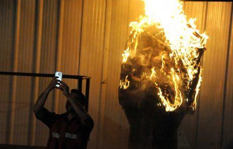 """""""בורא מאורי האש""""   מבט על אור ואש במעגל החיים-חגים היהודי"""