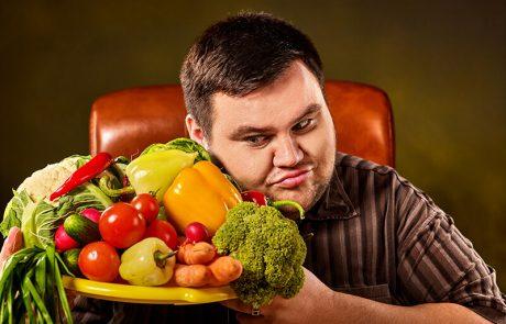 נחיתה רכה – חוזרים לתזונה בריאה