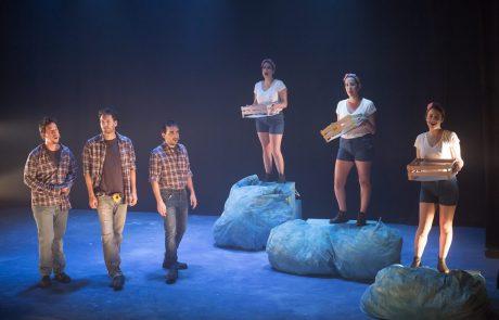 אירועי תיאטרון האינקובטור בתאריכים 14.12-20.12