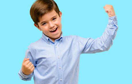 כיצד נעזור לילדנו לפתח חשיבה חיובית?