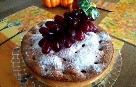 עוגת ענבים