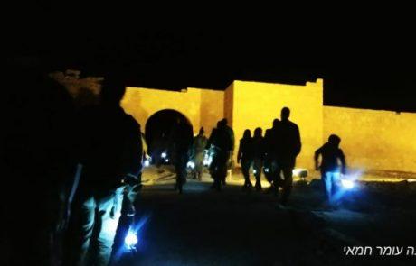 """לילות קיץ קרירים  באגן שדה בוקריולי 2019 – חוויה של חו""""ל מתחת לאף של בן גוריון"""