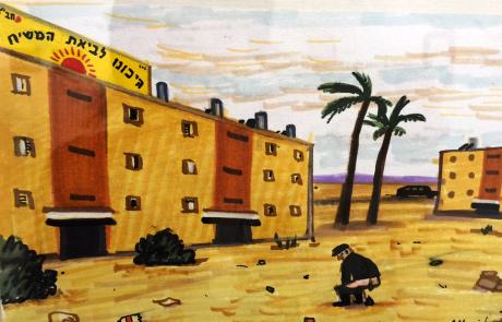 תערוכה בגלריה לאמנות ישראלית באורנים: מות העורך Editor Death  موت المحرّر