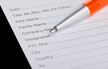 החשיבות בעריכת הסכם כתוב מול לקוחות