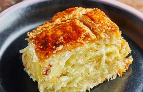 מאפה תפוחי אדמה – Pate aux pommes de terre