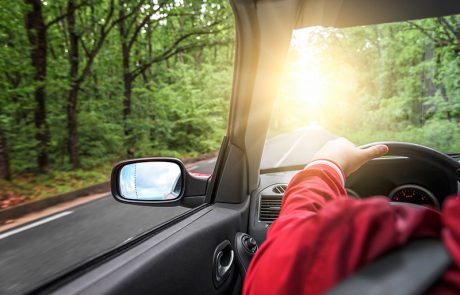 פיצוי בגין תאונת דרכים