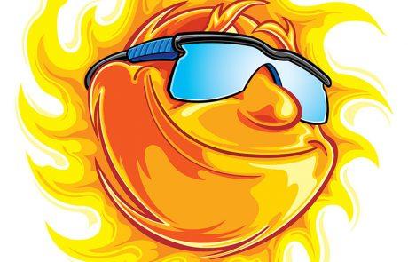 נהנים בשמש ושומרים על הבריאות
