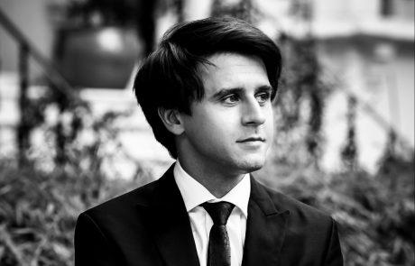הפסנתרן הרוסי ויטלי פיסרנקו מגיע לראשונה להופעה בישראל